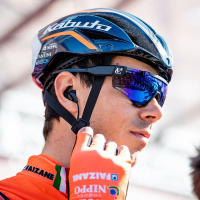 Cyclone cycling sunglasses - Worn by professionals | VeloChampion