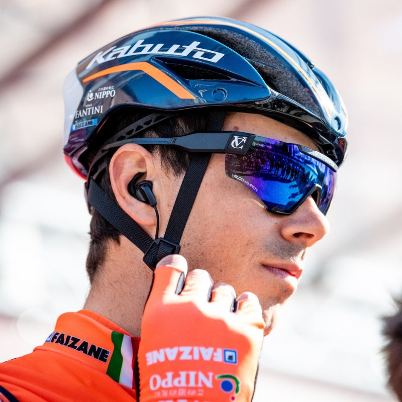 VELOCHAMPION CYCLONE Sunglasses - 3 Free Lenses Included - Velochampion