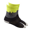VC Deep Stripe Sock - Pack of 3 Pairs - Velochampion