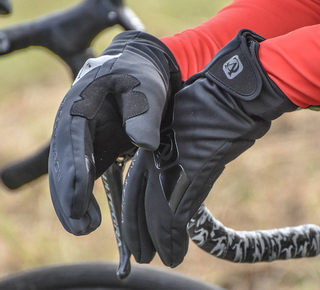 VC Comp Pro Winter Claw Gloves - Velochampion