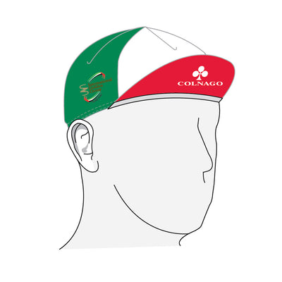 U.A.E. Team Emirates Euro Cap - One Size - Velochampion