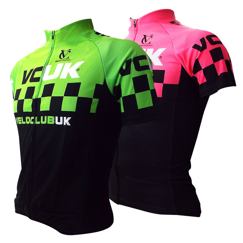 VeloClub UK (VCUK) Club Membership with FREE Team Cycle Jersey
