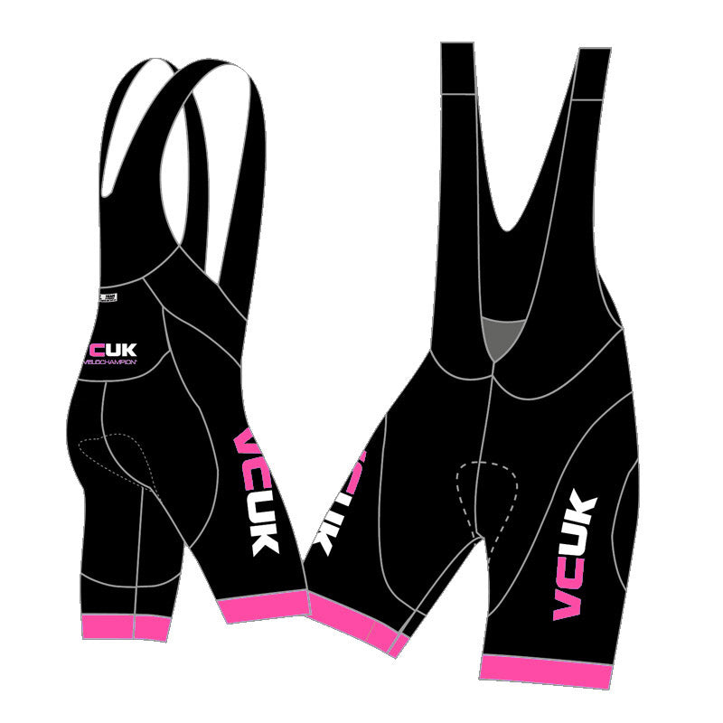 VCUK Bib Shorts - Men's & Women's - Velochampion