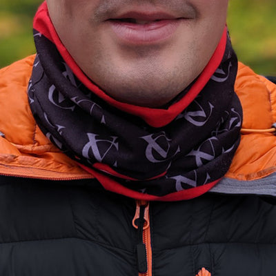 VeloChampion VC Neck Warmer Multi Use Functions