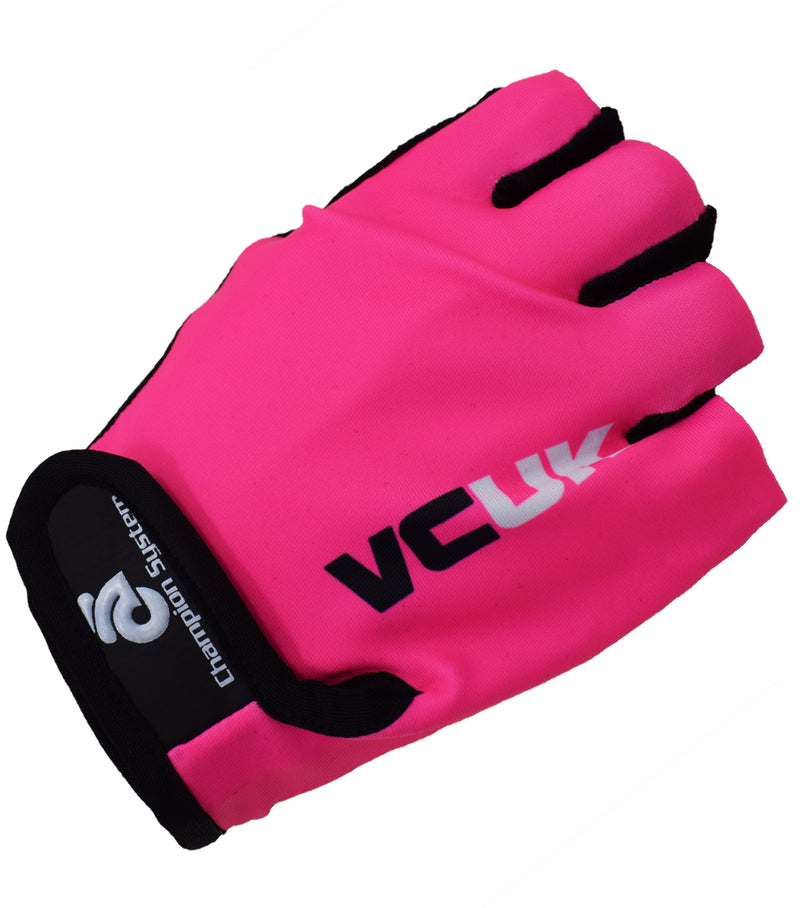 VCUK Fingerless Summer Gloves - Velochampion