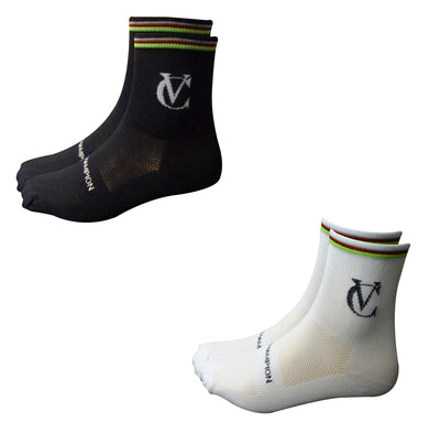 VC World Champion Socks - Pack of 3 Pairs - Velochampion