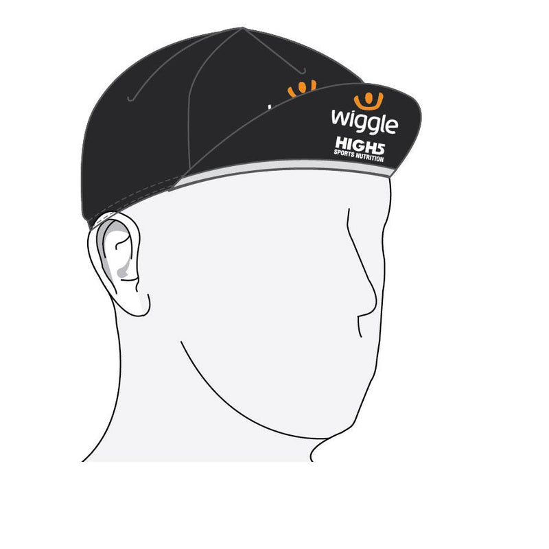 Wiggle High5 Cycling Cap - Velochampion