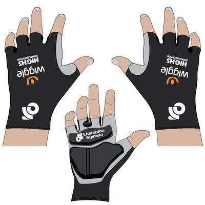 Wiggle High5 Race Gloves (Mitts) - Velochampion