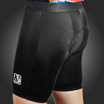 Women's Classic Cycling EVO Shorts with Breathable Comfortable Chamois Pad and Comfort Waist Band
