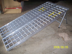 Walkboards and Van Ramps