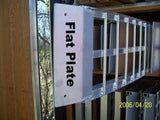 10 Foot Long, 16 Inch Wide, 6,000 Pound Ramps - Dambach Ramps - aluminum ramps for all equipment