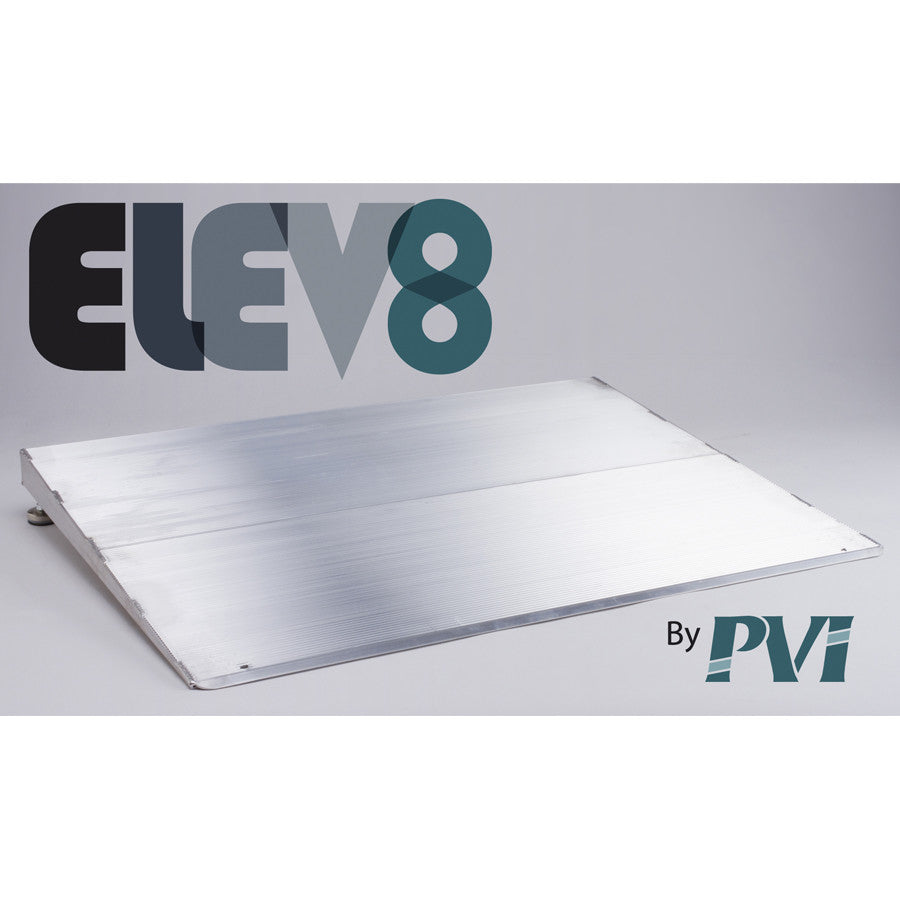 "Elev8 Aluminum Threshold Ramp - 32"" Wide"