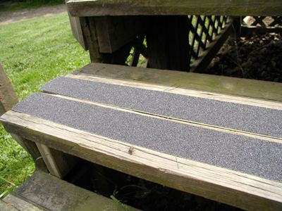 Grit Strip 3 Inch Wide, 36 Inch Long - Dambach Ramps - aluminum ramps for all equipment