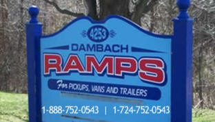 Dambach Ramps - aluminum ramps for all equipment
