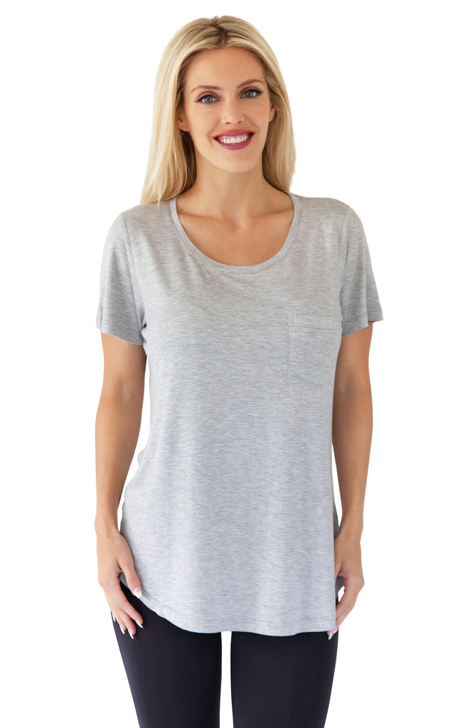 Belly Bandit Nursing Pocket Tee