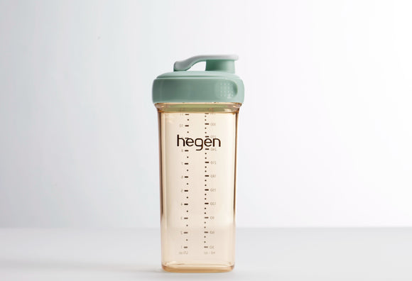Hegen PCTO 330ml/11oz Drinking Bottle PPSU (Green)