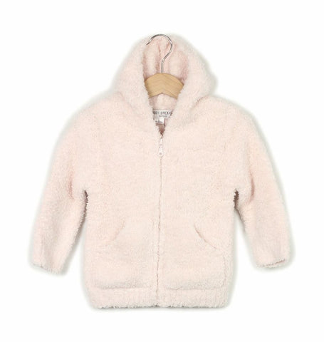 Barefoot Dreams 412 Bamboo Chic Infant Hoodie