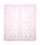 Little Giraffe Dolce Union Jack Blanket