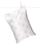 Little Giraffe Satin Nap Pillow New Dot