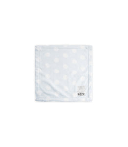 LOVE by Little Giraffe Silky Dot Blanky