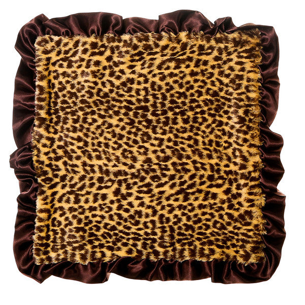 Max Daniel Animal Prints Security Blanket (Cheetah)