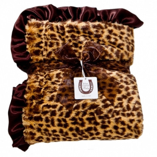 Max Daniel Animal Prints Baby Throw (Cheetah)