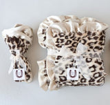 Max Daniel Animal Prints Baby Throw (Jaguar)