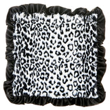 Max Daniel Animal Prints Security Blanket (Black Jaguar)