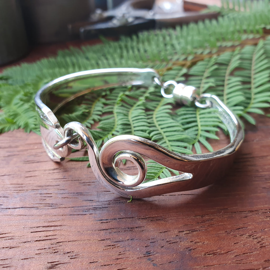 Antique Fork Bracelet 19cm