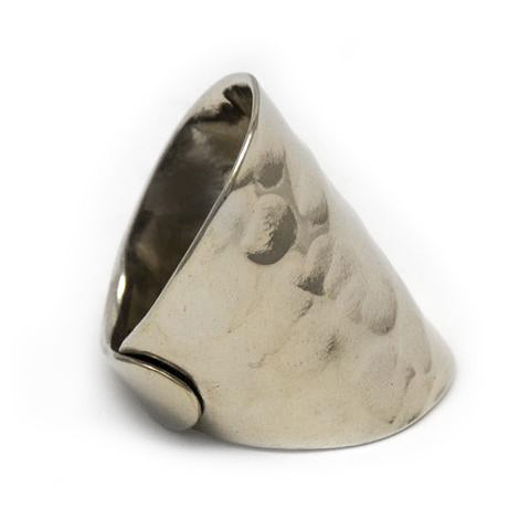 handcrafted noosa spoon ring