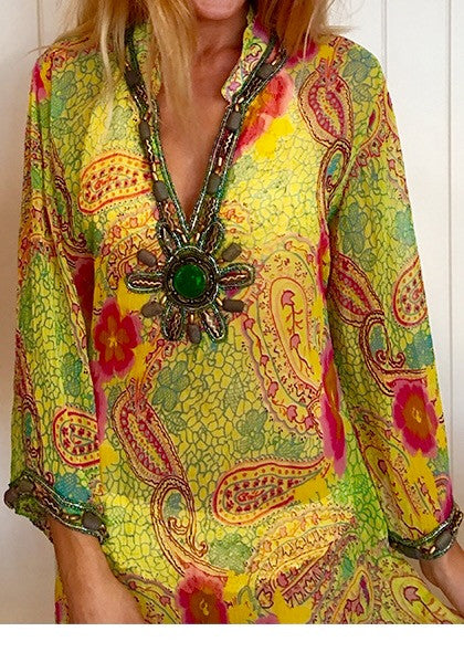 Neon Nights Tunic - Hottie Australia  - 2