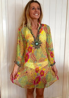 Neon Nights Tunic - Hottie Australia  - 1