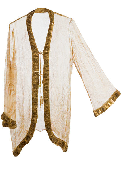 Mowgli Swing Jacket Gold - Hottie Australia  - 2