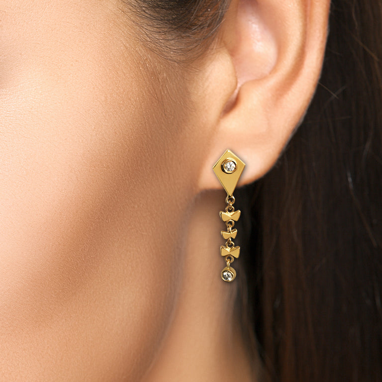 Kite earring - Single
