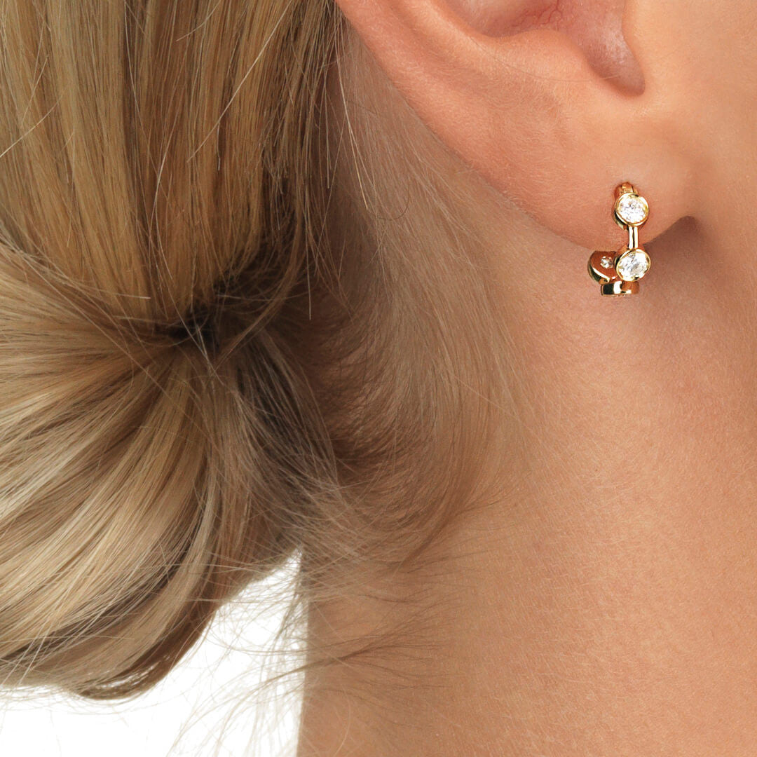 On the Rocks earring small