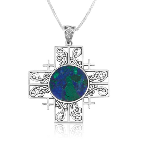 Jerusalem Cross Jewelry