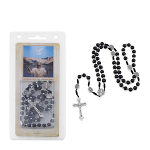 Rosary Jerusalem Cross
