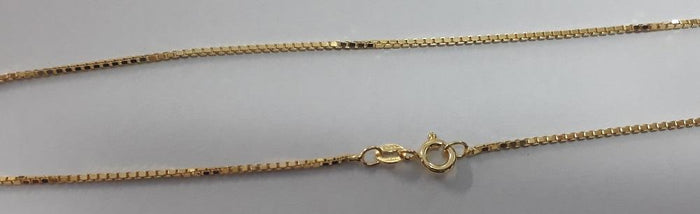 Sterling Silver 925 Gold Plated   Necklace