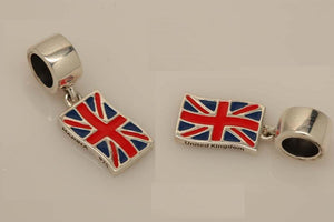 Sterling Silver 925   Hang Bead Charm