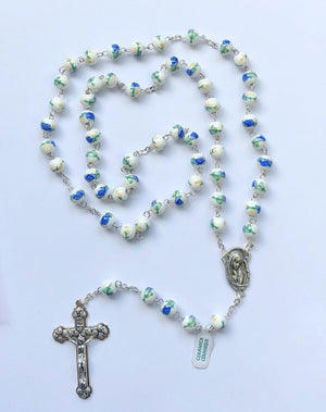 Ceramica Rosary Necklace