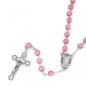 Pink Jordan Water River Necklace