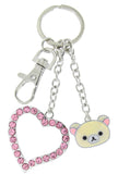 Korilakkuma Love Key Chain