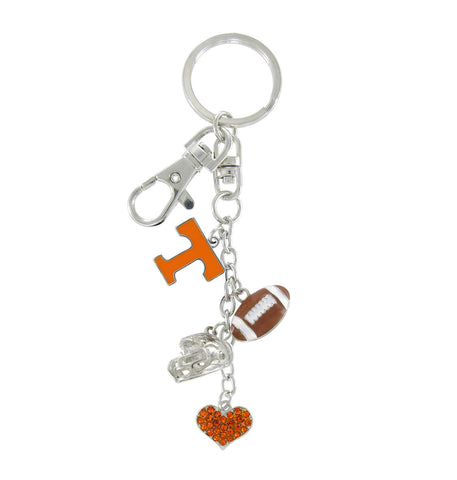 Tennessee Volunteers Football Combo Key Chain