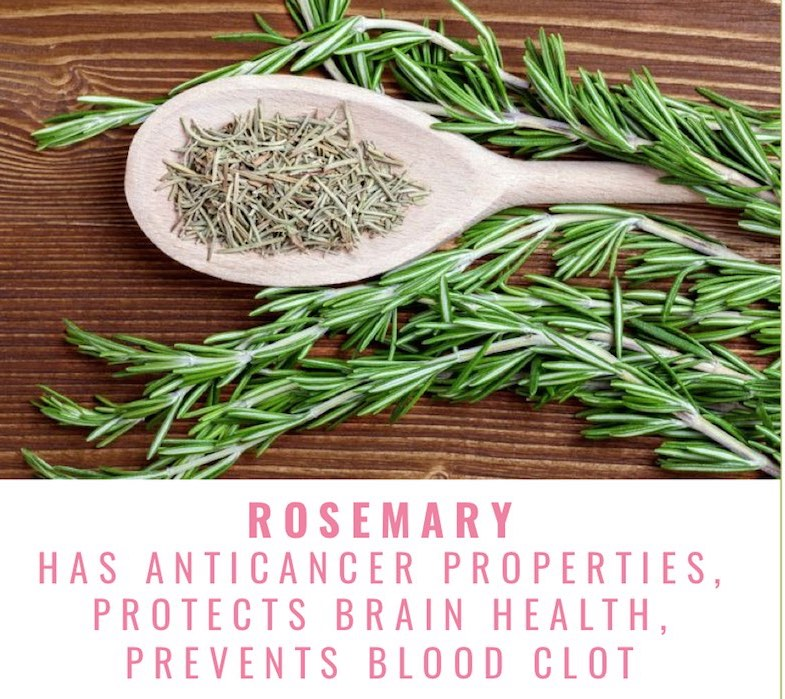 RPO: Rosemary Parsley Olive Oil