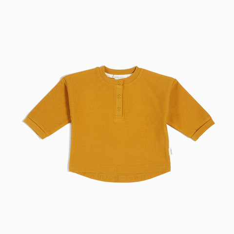 Wheat Long Sleeve Top