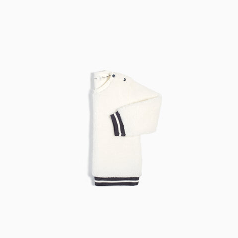 Off-White Sherpa Sweater