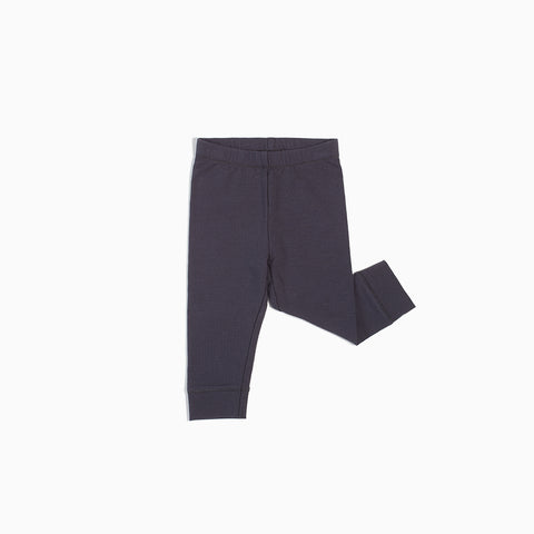 "Dark Grey ""Alpine Club"" Legging"