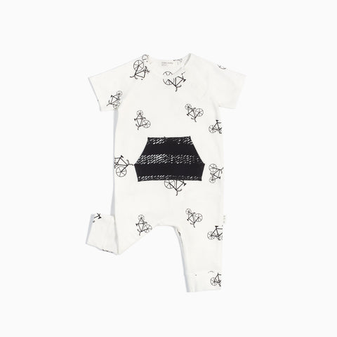 Off White Velo Playsuit