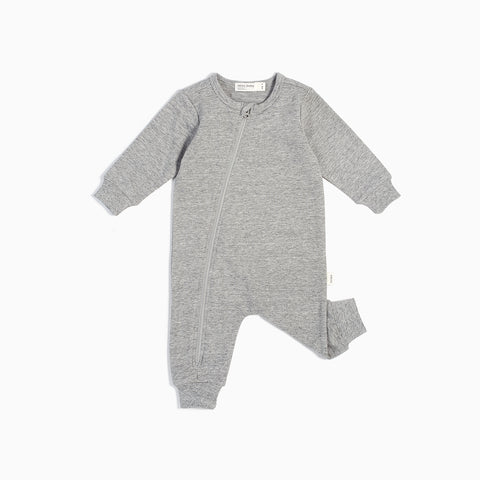 """Miles Basic"" Heather Grey Playsuit"