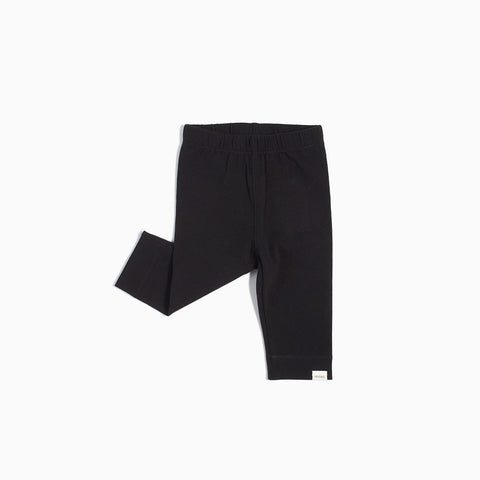 """Miles Basic"" Black Legging"